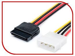 <b>Аксессуар Кабель</b> питания <b>ATcom ATA</b> Power Supply SATA ...
