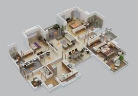 Designeer paul  Bedroom Apartment House Planslarge bedroom floor plans