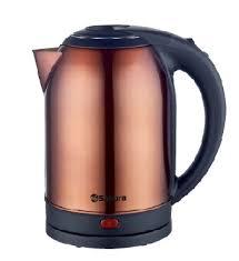 <b>чайник</b> электрический <b>SAKURA SA</b>-2121BC нержавейка медный