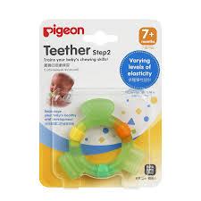 Pigeon <b>прорезыватель</b>-игрушка 7мес+ в Москве купить по низким ...