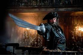 Resultado de imagem para capitão barba negra