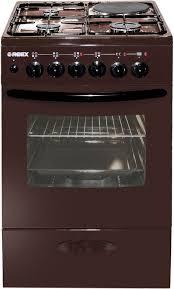 <b>Плита REEX CGE</b>-<b>531</b> ecBn, коричневый — купить в интернет ...