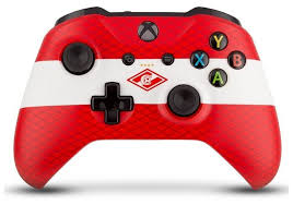 Купить <b>Геймпад RAINBO Xbox</b> One Wireless Controller FC Spartak ...