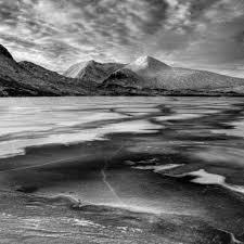 Resultado de imagen para paisajes en blanco y negro para pintar