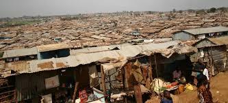 Resultado de imagem para favela de kibera fotos