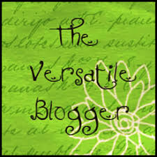 The Versatile Blogger Award Badge