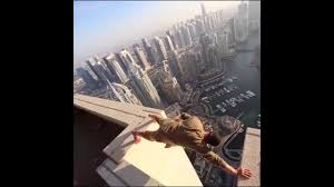 <b>Crazy Height</b> stunts | On the Edge | this will take your breath - YouTube
