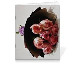 Заказать фартук с полной запечаткой <b>Розовые розы</b> #2671403 ...