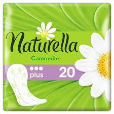 Ежедневные гигиенические <b>прокладки Naturella Camomile Plus</b> ...