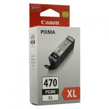 <b>Картридж Canon PGI</b>-470PGBK <b>XL</b> Black для MG5740/MG6840 ...