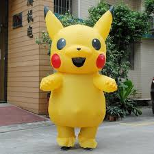 Pokemon <b>Pikachu Inflatable Costume</b> Adult | <b>Pikachu costume</b> kids ...