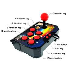 QUUY Mini <b>Arcade Game</b> Machine Cabinet Machine <b>Retro</b> ...