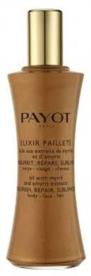 Payot <b>Elixir</b> Paillete <b>Эликсир для тела</b> с золотыми блёстками ...