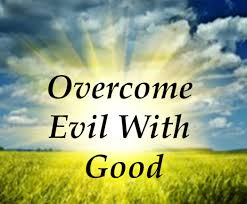 Image result for do good to enemies images