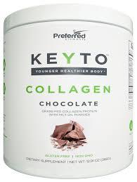 Keto <b>Collagen</b> Protein Powder with MCT Oil Powder – <b>Pure Grass</b> ...
