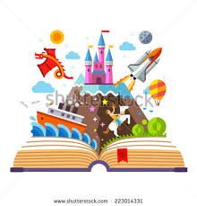 Image result for free clip art reading adventures