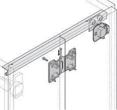<b>Комплект</b> для <b>2</b>-<b>х пар</b> складных дверей Slido Fold 20VF