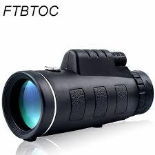 Telescope <b>40X60 Monocular</b> Low Light Night Vision HD Portable ...