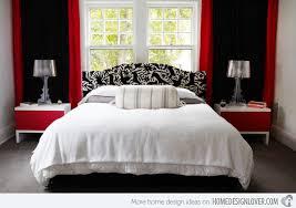 ny residential bedroom ideas black white