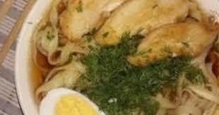 <b>Рамен с курицей</b> (простой рецепт) - пошаговый рецепт с фото ...