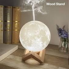 Humidifiers <b>880ML Ultrasonic Moon Air</b> Hu- Buy Online in Kenya at ...