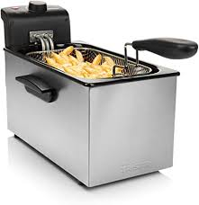 <b>Tristar</b> FR-6946 fryer <b>Deep fryer</b> 3 L Single Black,Stainless steel ...