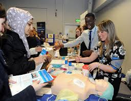 your future careers fairs event highlights there were also a variety of have a go activities where the young people could get directly involved in including catering hair and beauty sport