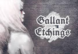A Writing Challenge - <b>Gallant</b> Etchings   <b>Naruto</b> Amino