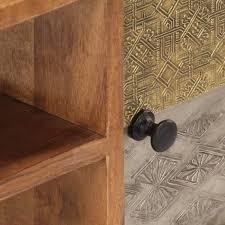 <b>TV Cabinet 140x30x40</b> cm Solid Acacia Wood - Furniture