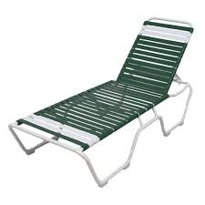 comfortable patio chairs aluminum chair: marco island white commercial grade aluminum patio chaise lounge with green