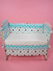 Комплект в кроватку, бортики, 4 пр Dream <b>Royal</b> 9070856 в ...