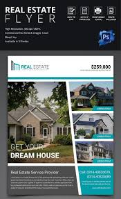 psd real estate marketing flyer templates premium simple real estate flyer template