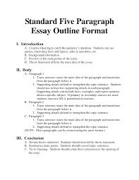 formal and informal essays ECA