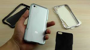 "ОБЗОР: Модный Металлический Бампер для Xiaomi Mi5 ""<b>Luphie</b> ..."
