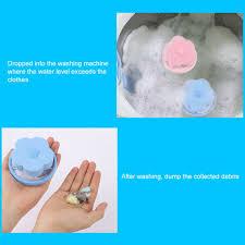 Flower Shape <b>Washing Machine</b> Hair Removal Laundry Ball ...