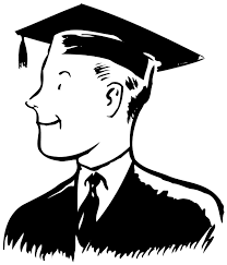 college graduation clip art clipartfest graduate college students