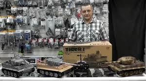 "<b>Радиоуправляемый танк Taigen German</b> Tiger ""Тигр"" (Full metal ..."