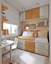 funky teenage bedroom furniture agreeable cool teenage room designs furniture design with white and orange color scheme and space saving