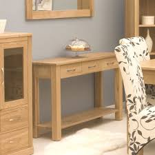 image of the baumhaus mobel oak console table cor02c with other mobel oak collection baumhaus mobel oak fi