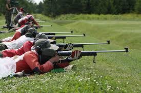 Fullbore target rifle