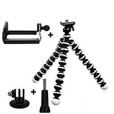 Buy Taslar Flexible <b>Octopus</b> Foldable <b>Mini Tripod</b> For Mobile Phone ...