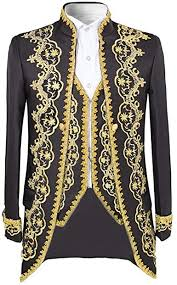 Men's <b>3 Piece</b> Casual Dress Suit Slim Fit <b>Stylish</b> Blazer Coats ...