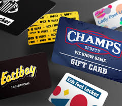 Gift Cards | Champs Sports