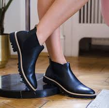 ЕССО <b>Shoes</b> - Элегантные черные <b>ботинки ECCO</b> INCISE ...