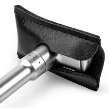 <b>QSHAVE Genuine Leather Double</b> Edge Safety Razor Head Sleeve ...