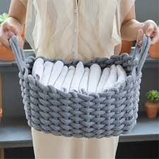 <b>Nordic</b> Style <b>Storage</b> Bag <b>Portable</b> Handbag Laundry <b>Basket</b> ...