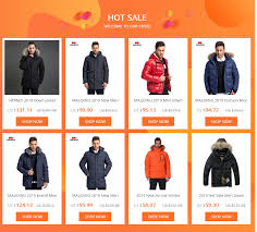<b>MALIDINU 2019 New</b> Collection <b>Men</b> Down Jacket 70% White Duck ...