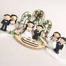 <b>Free shipping 1pcs</b> custom logo perpsonal wedding doll wooden ...