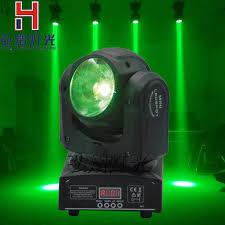 Wholesale- (<b>1 pieces lot</b>) 60W LED <b>Moving Head</b> Spot Light RGBW