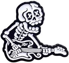skeleton pin - Amazon.com